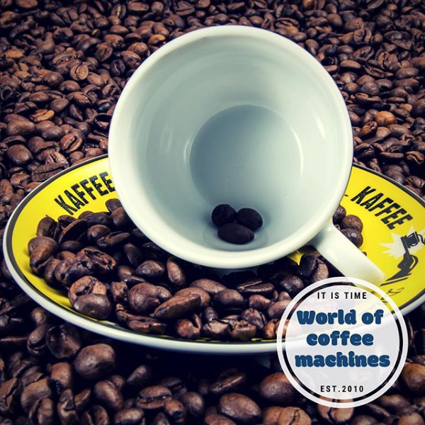 Фото World of coffee - Алматы