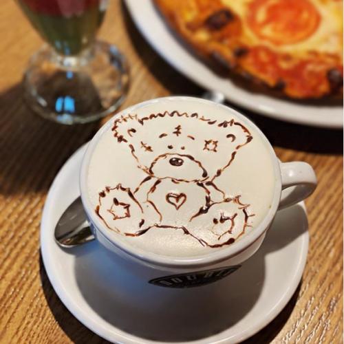 Фото Double Coffee Алматы.
