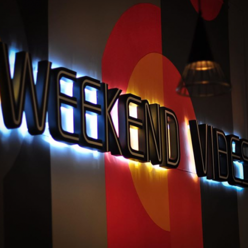 Фото Weekend Vibes bar Алматы.