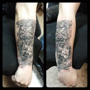 MaximDtattoo studio - MaximDtattoo work