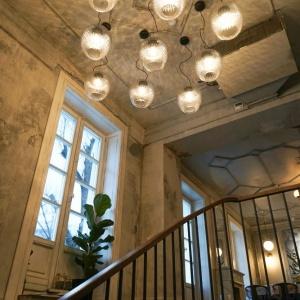 Фото Afisha Алматы. лестница на 2-этаж