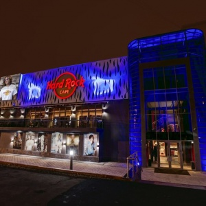 Фото Hard Rock Cafe - Алматы.