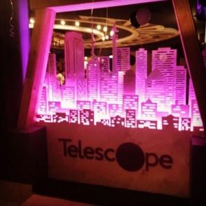 Telescope bar