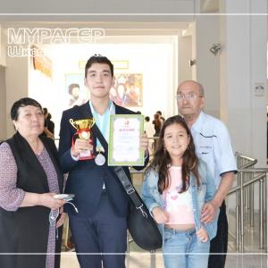 Фото Murager Music School - Наши победители Гран-при в  международном конкурсе по домбре