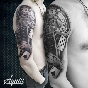 Aquinskaya Tattoo
