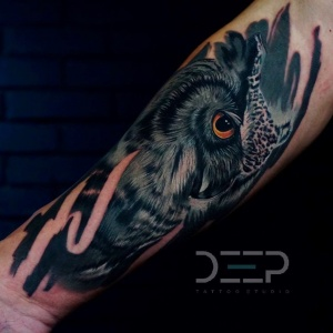 Deep tattoo studio