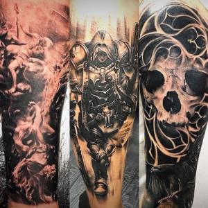 Фото Doberman INK Tattoo Studio