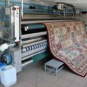 Фото Taza Like - Стираем ковры любых размеров